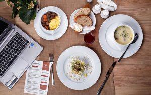 Современный обед — залог здоровья