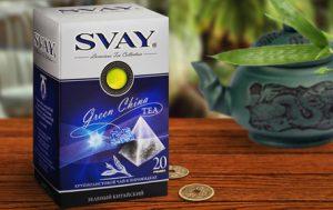 Чем хорош чай Svay