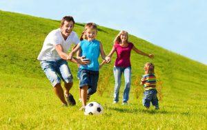 Факторы влияющие на развитие и воспитание детей