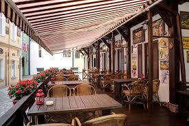 Организация летнего кафе. Бизнес — летнее кафе