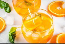 Шипучка из апельсинов (или мандаринов)