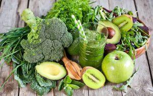 Овощные соки от детоксикации