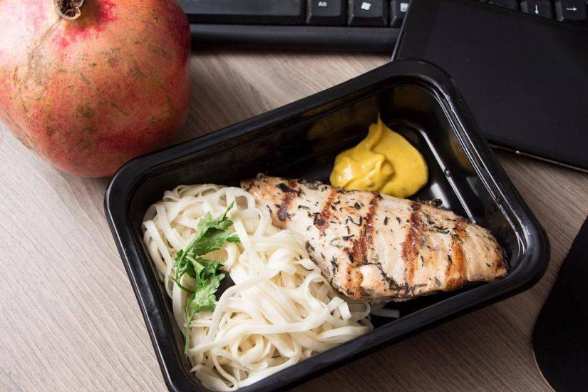 Обзор службы доставки диетического питания