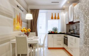 Как обустроить кухню?