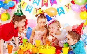 Организация выпускных и дней рождений