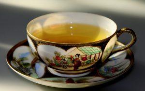 Секреты зелёного чая