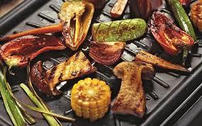 Овощи-гриль в духовке