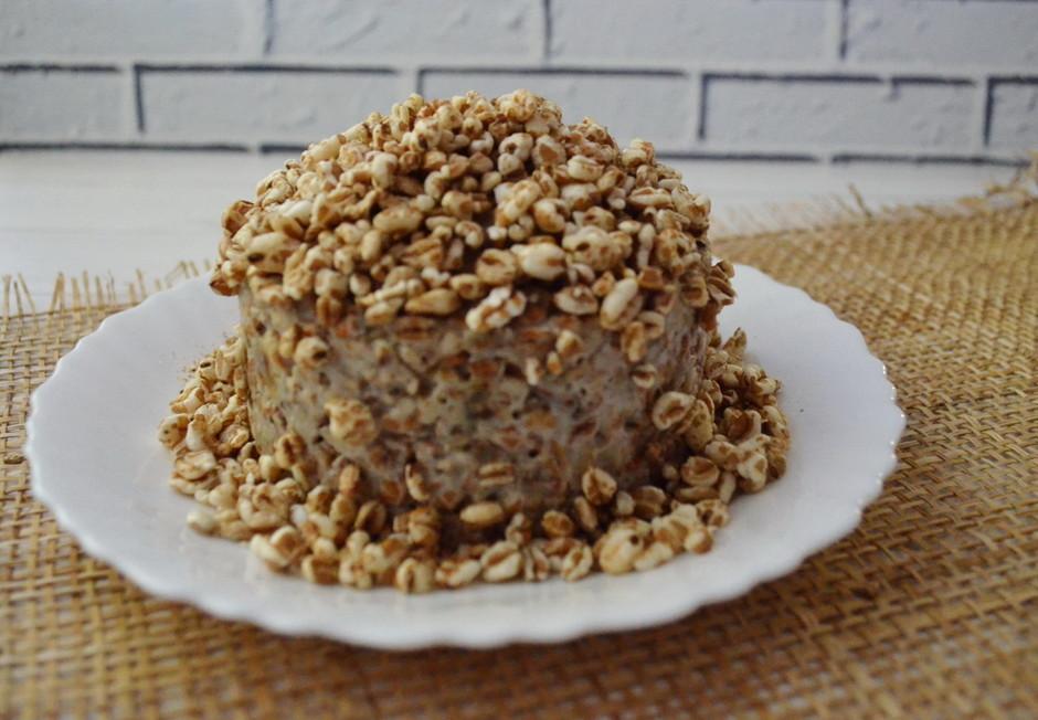 Десерт из сухого завтрака