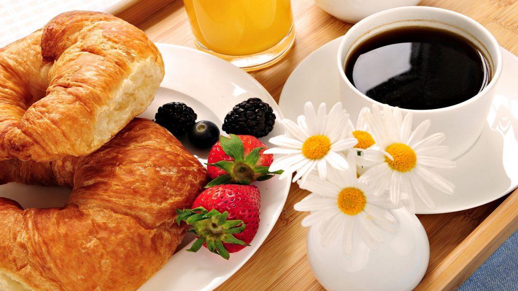 Завтрак – важный приём пищи