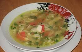 Быстрый суп «Коралл»