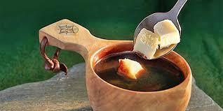 Медовый сыр в шоколаде