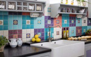 Как выполнить отделку кухни