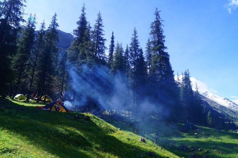 Особенности охоты в горах Киргизии