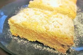 Лимонный пирог от Сары