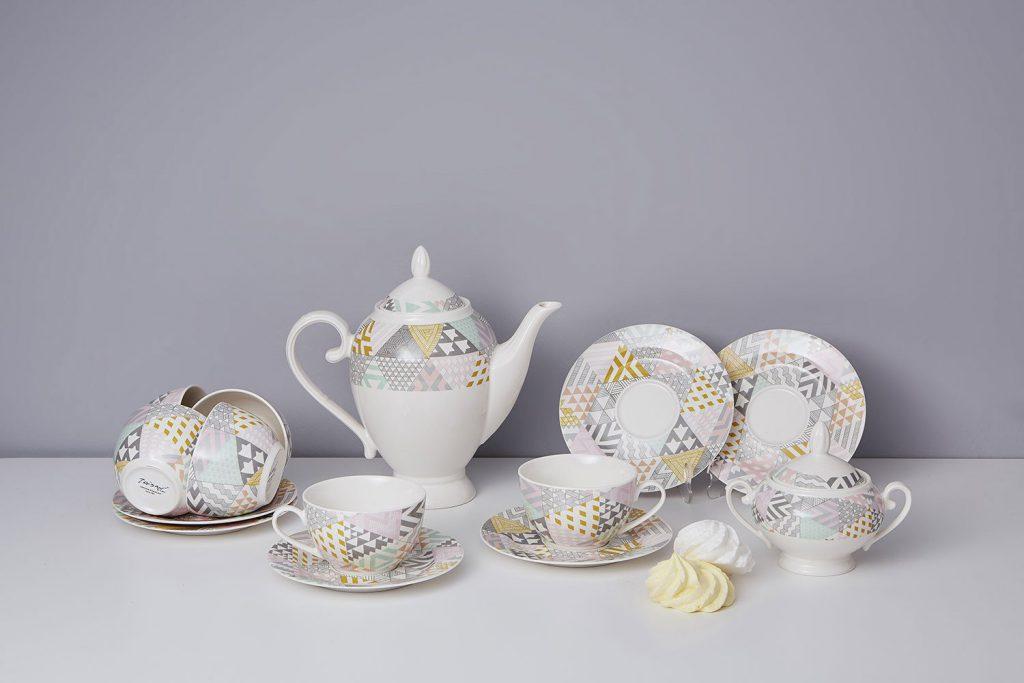 Выбор качественного чайного сервиза