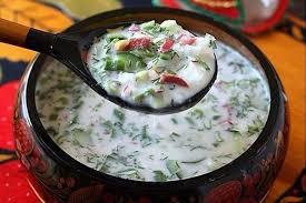 Окрошка. Рецепт её классического приготовления из национальной кухни России
