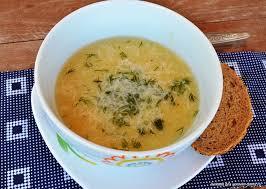 Нутово-луковый суп