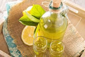 Настойка лимонно-мятная