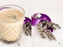Раф-кофе с лавандой