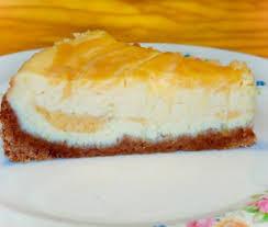 Лимонно-творожный торт
