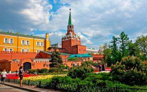 Экскурсии по Красной Площади и Александровскому саду