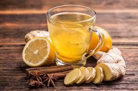 Имбирный чай — простуда долой