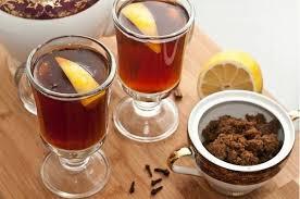 Чайный грог с пряностями