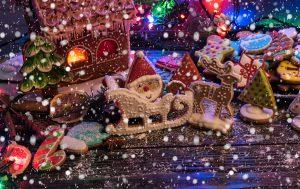 Что любит кушать Дед Мороз?