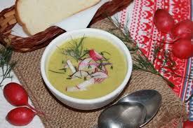 Суп- пюре «Редиска»
