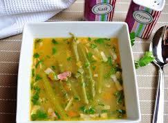 «Махуны» суп из стручковой фасоли