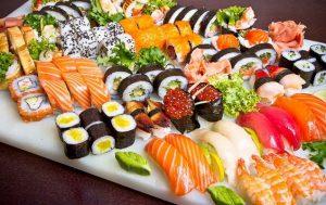 Какая рыба оптимально подходит для приготовления традиционных японских суши?