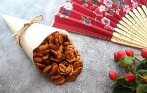 Жареный арахис по-азиатски