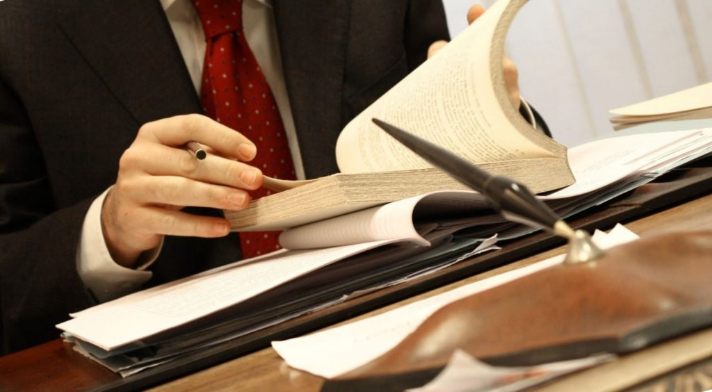 Грамотная юридическая помощь — спасение в сложной ситуации