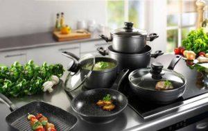 Что из посуды нужно иметь у себя на кухне?
