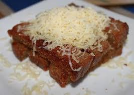 Сухарики с сыром и специями