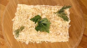 Закусочный пирог из хлеба