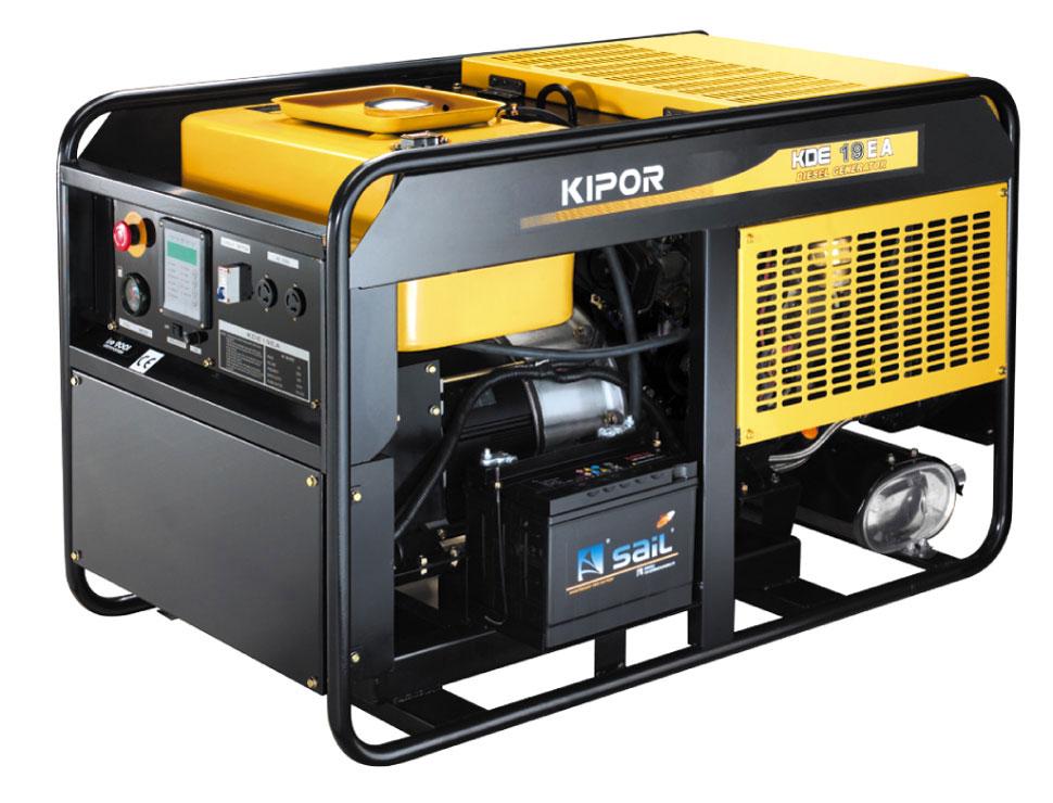 Как выбрать правильный дизельный генератор?