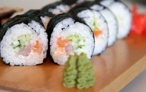 Как и где выбрать суши