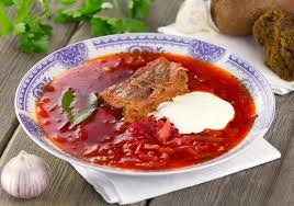 Борщ с мясом — классический рецепт