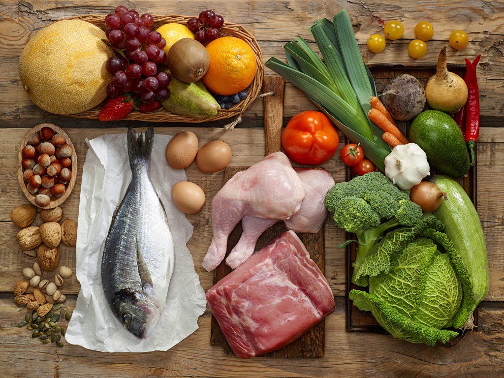 Правильное питание. Что это такое и с чем его едят