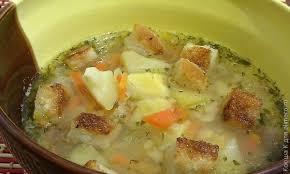 Гороховый суп по-новому