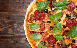 Пицца в Instafood