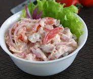 Бабушкин салат «Фирменный»