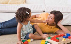 «Cпокойные» игрушки в помощь родителям