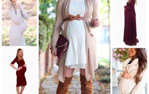 Самая необходимая весенне-осенняя одежда для беременных