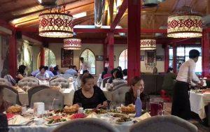 Едем в Киргизию, что заказать в кафе?