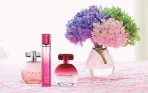 Запах духов как часть составляющей привлекательности человека