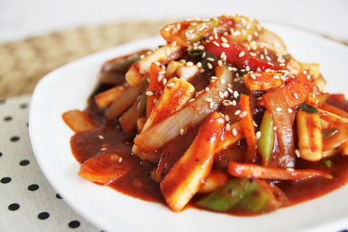Острая корейская паста Кочудян Сиджей