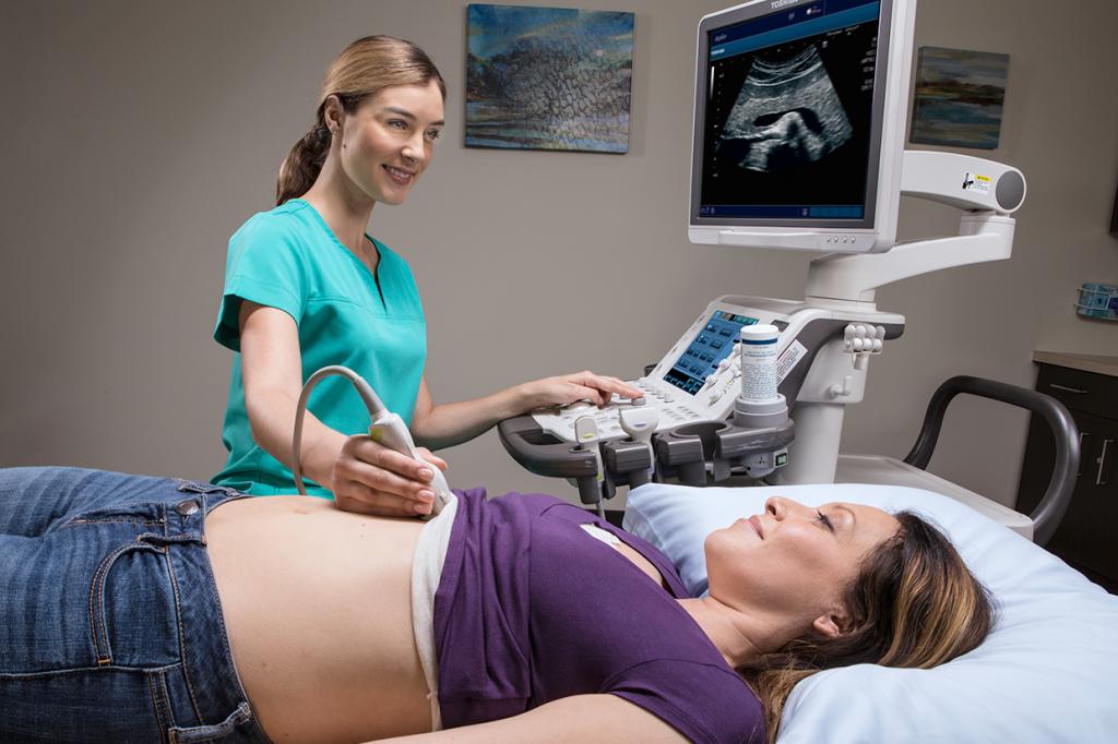 УЗИ — ранняя диагностика внематочной беременности