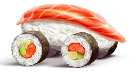 Доставка суши, пиццы и коробочек WOK